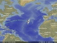 Mapa de vuelo