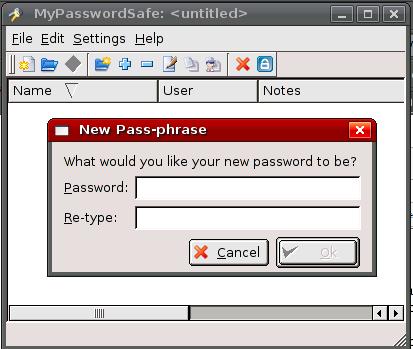 mypasswordsafe