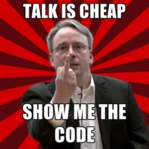 Software Libre: escucho comentarios... algunos