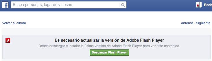 Vivir sin Flash