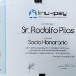 Socio Honorario de LinuxPay